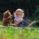 Børn i haven